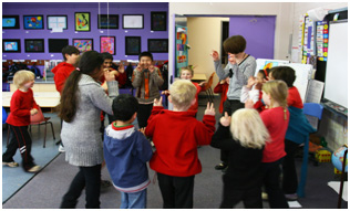 Restorative and Relational Practices at North Ainslie